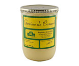 Bocal de graisse assaisonnée 600g