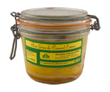 Foie gras de canard entier 450 g