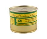 Pâté de canard aux olives 180g
